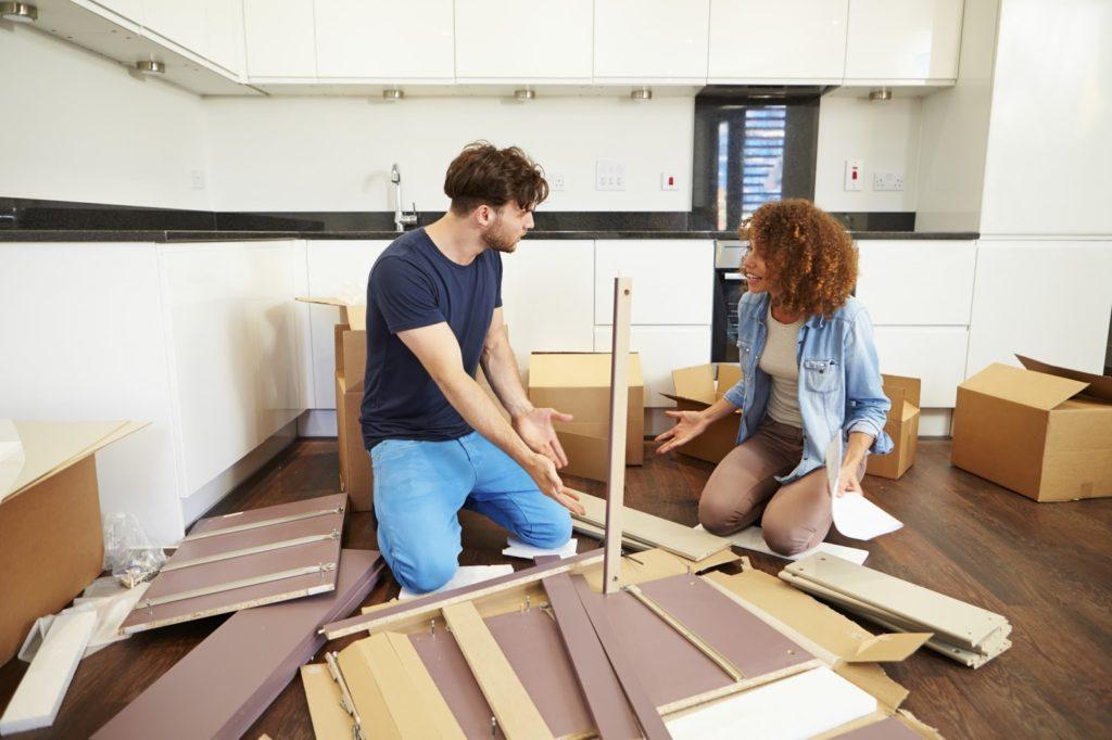сборка мебели на дому икеа собрать мебель икеа самому