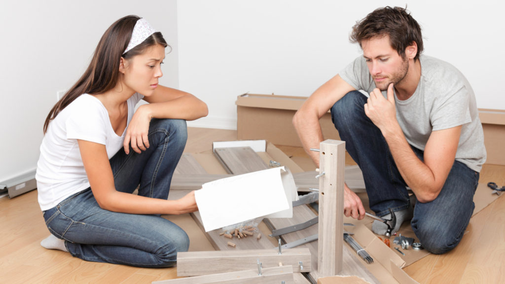 сборка мебели на дому икеа