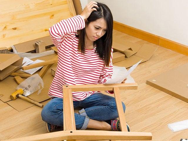 икеа как собрать мебель