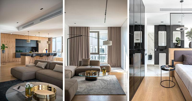 интерьер современной мебели