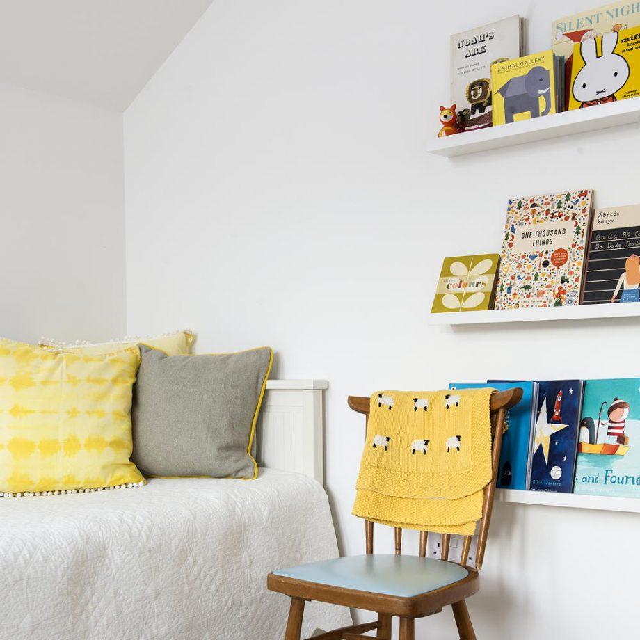 детская комната в маленькой квартире