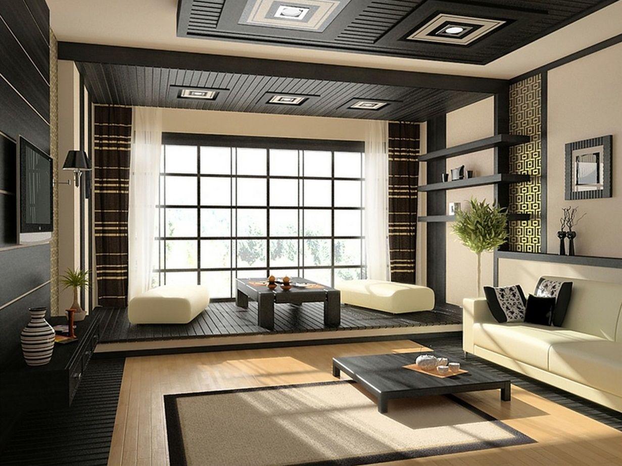 Интерьер жилого дома картинки