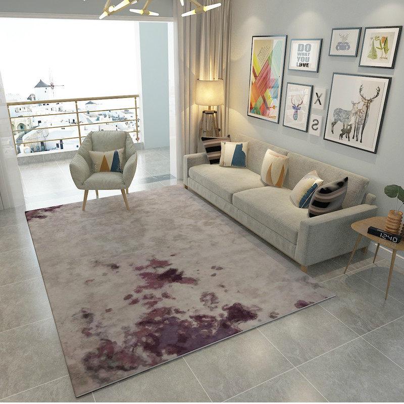 современные ковры на пол в гостиную