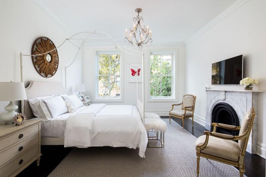 расстановка мебели по фен шуй в спальне