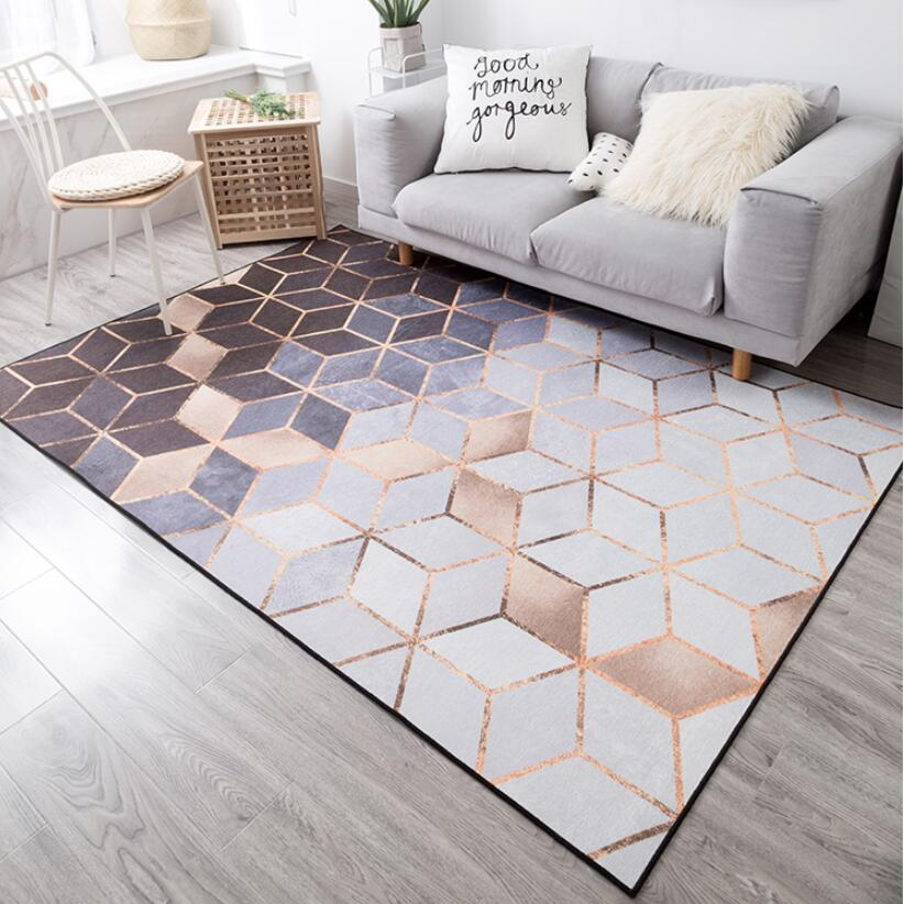 ковры в гостиную современные