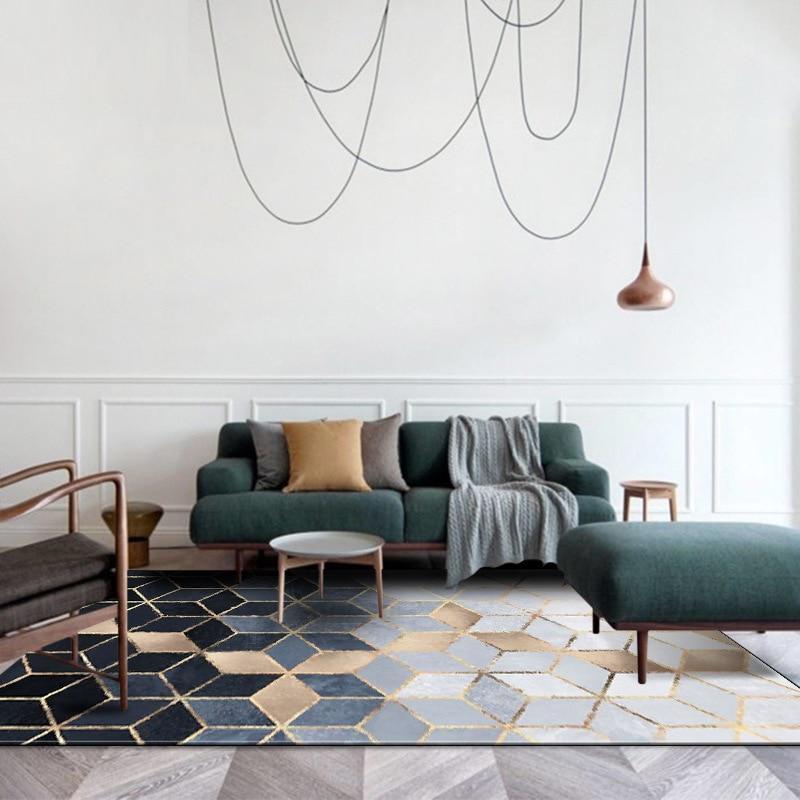 модные ковры в гостиную