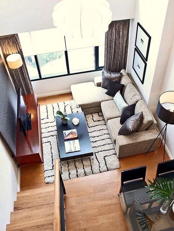 как можно расставить мебель