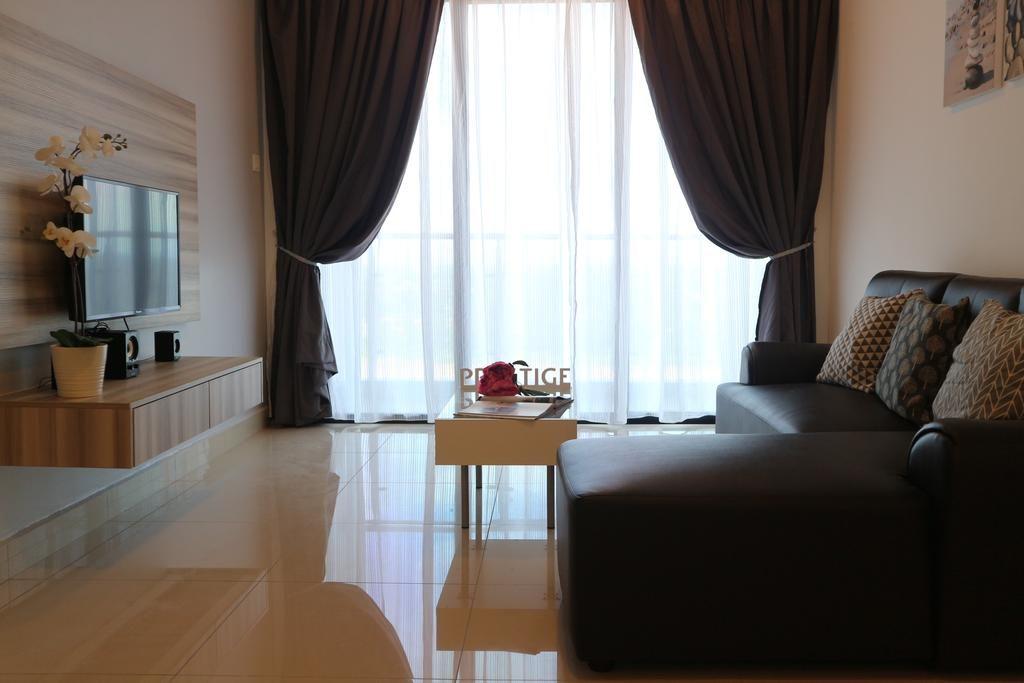 простая гостиная в частном доме