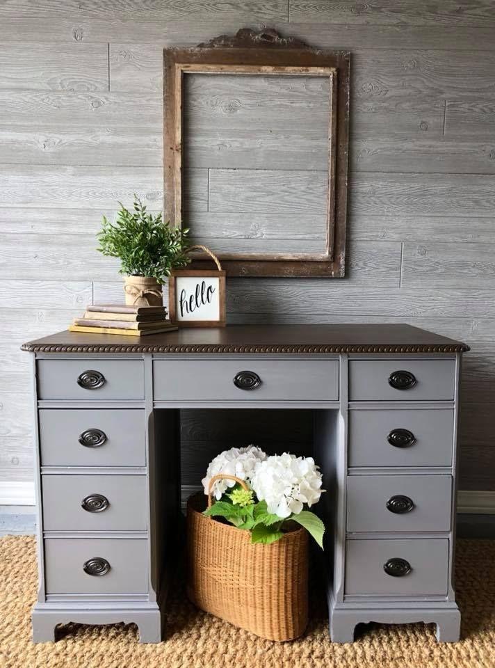 как покрасить деревянный стол своими руками