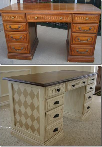 чем лучше покрасить стол
