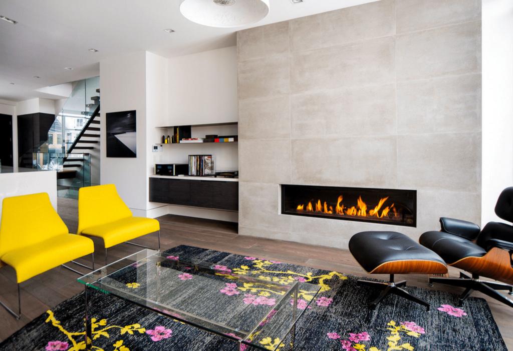 комната гостиная современная