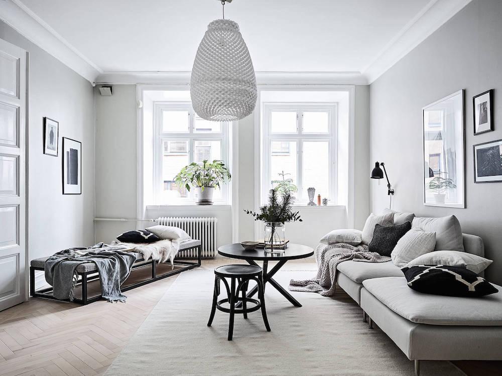 план расстановки мебели в квартире