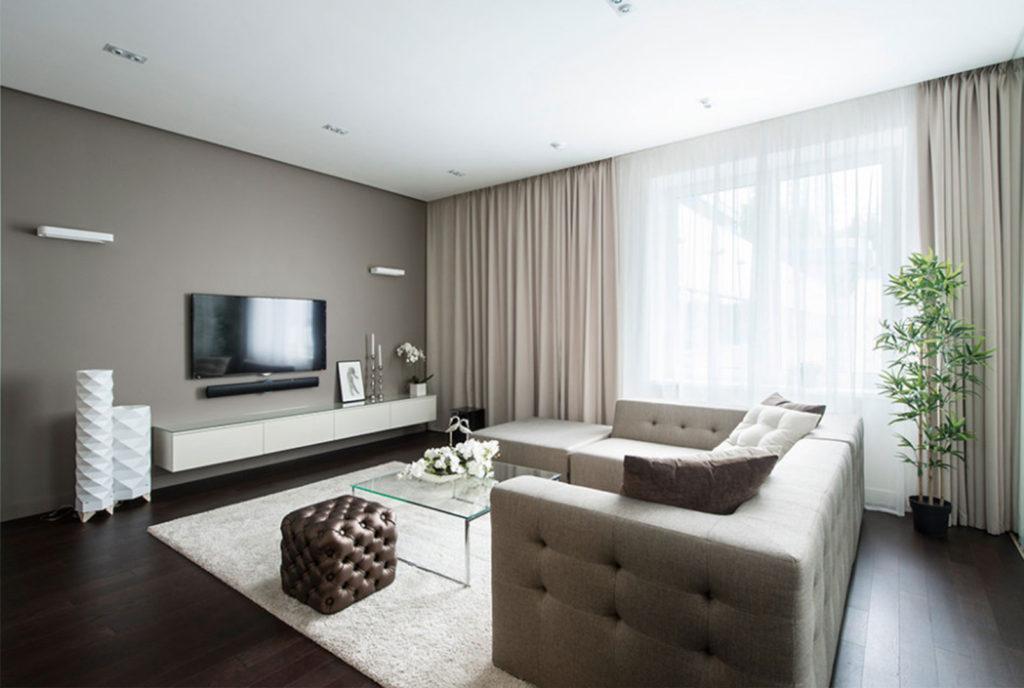 дизайн расстановки мебели