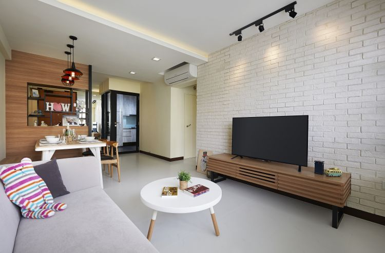 интерьер маленькой гостиной просто и недорого