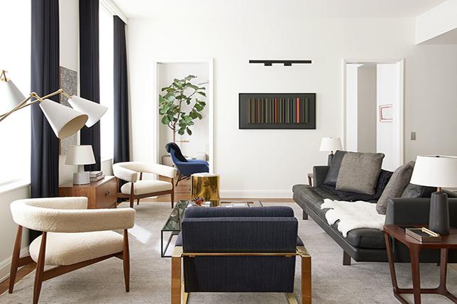 гостиные мебель современный стиль фото интерьер