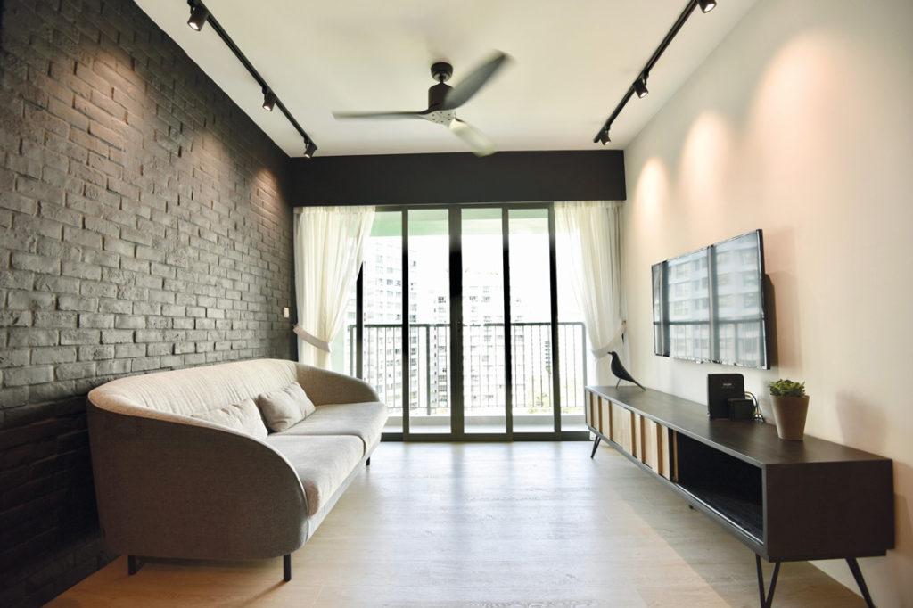 телевизор в гостиной дизайн