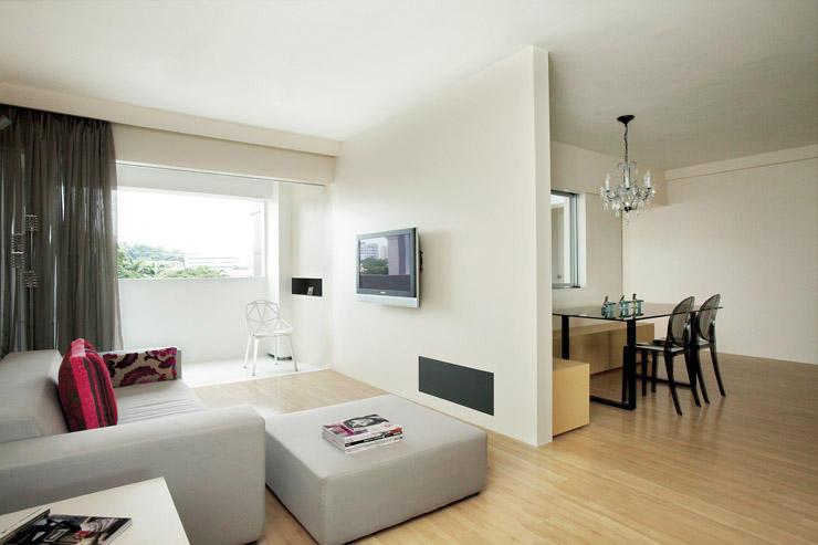 маленькие комнаты в квартире