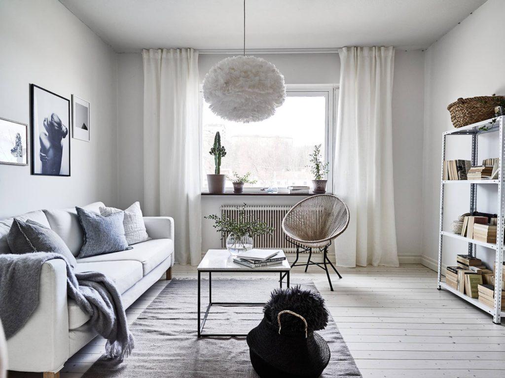современный стиль мебели фото