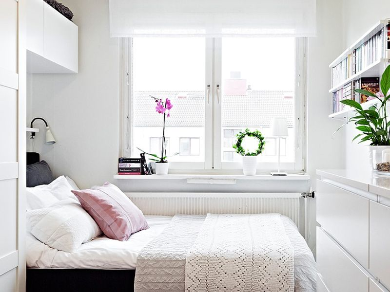 варианты маленьких спален