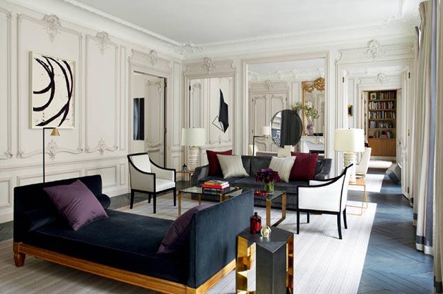 мягкая мебель в современном стиле