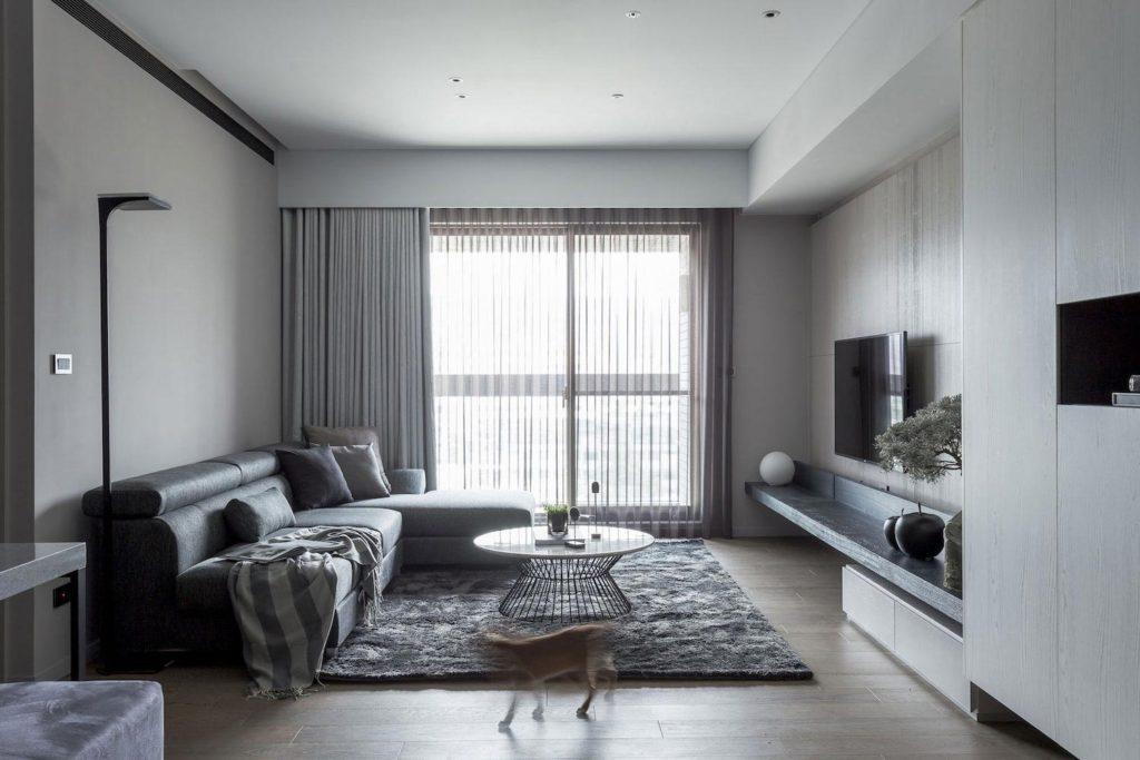 современная мебель в квартире