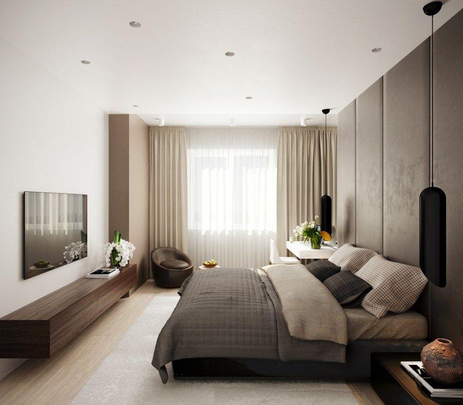 как поставить кровать относительно окна