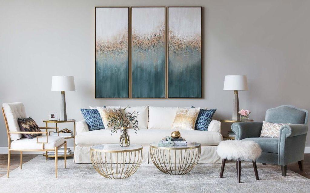 минимализм диван гостиная