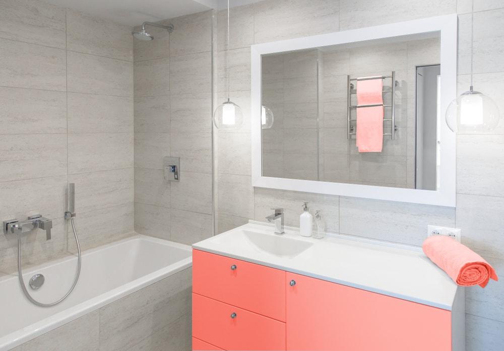 коралловая ванная