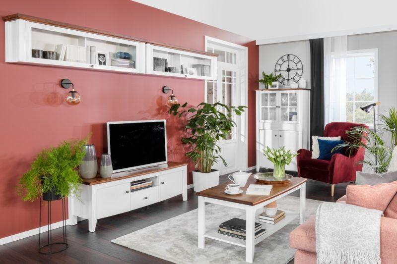 размещение комнатных растений в интерьере