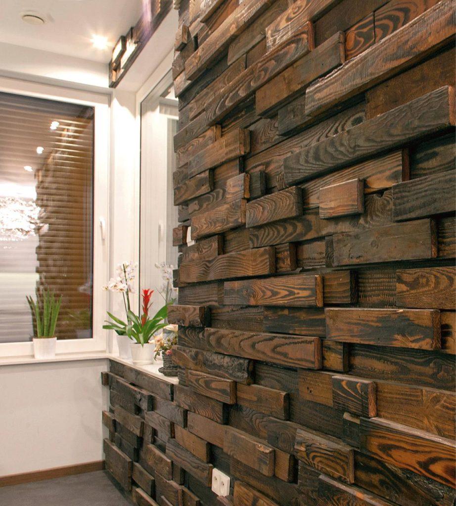 дерево на стене стена под дерево