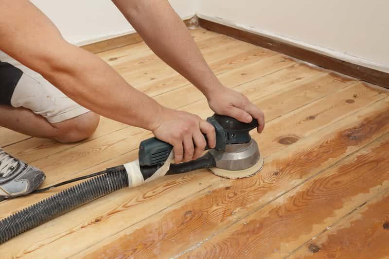 перекрытие деревянных полов ремонт