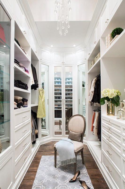 гардеробные шкафы дизайн