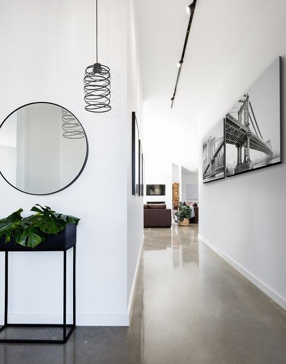 дизайн прихожей в квартире современный стиль фото