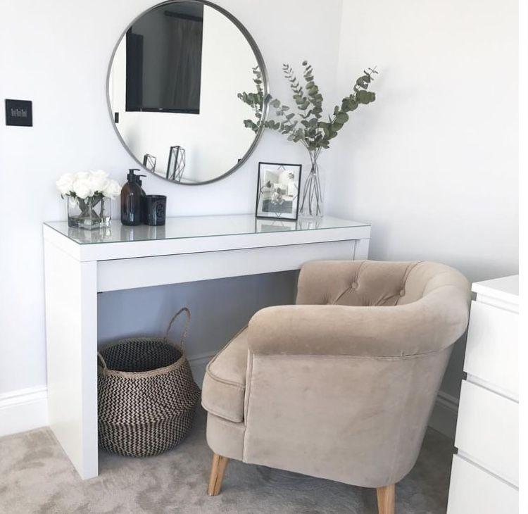 дизайн туалетного столика