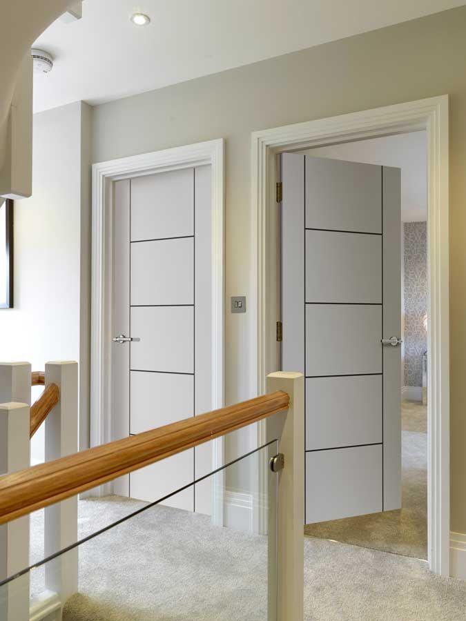 как выбрать цвет дверей в квартиру