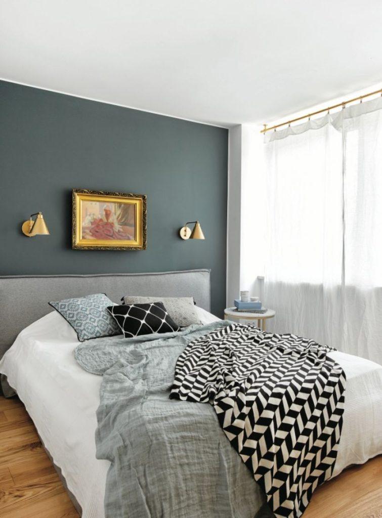 цвета спальни фото