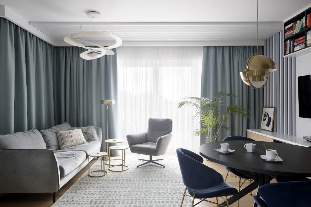 модный интерьер комнаты