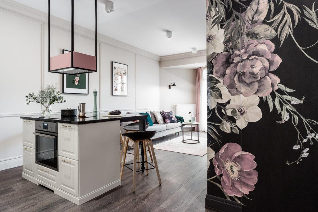 фотообои цветы на стену