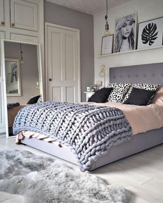 дизайн спальни +в современном стиле