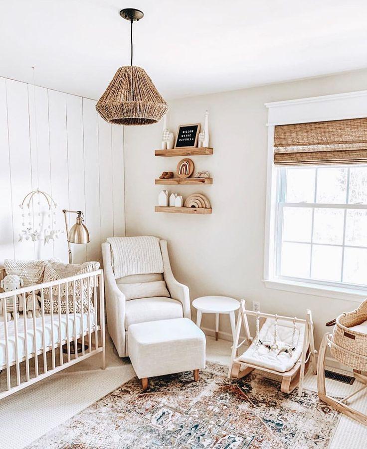 комната для новорожденного ребенка