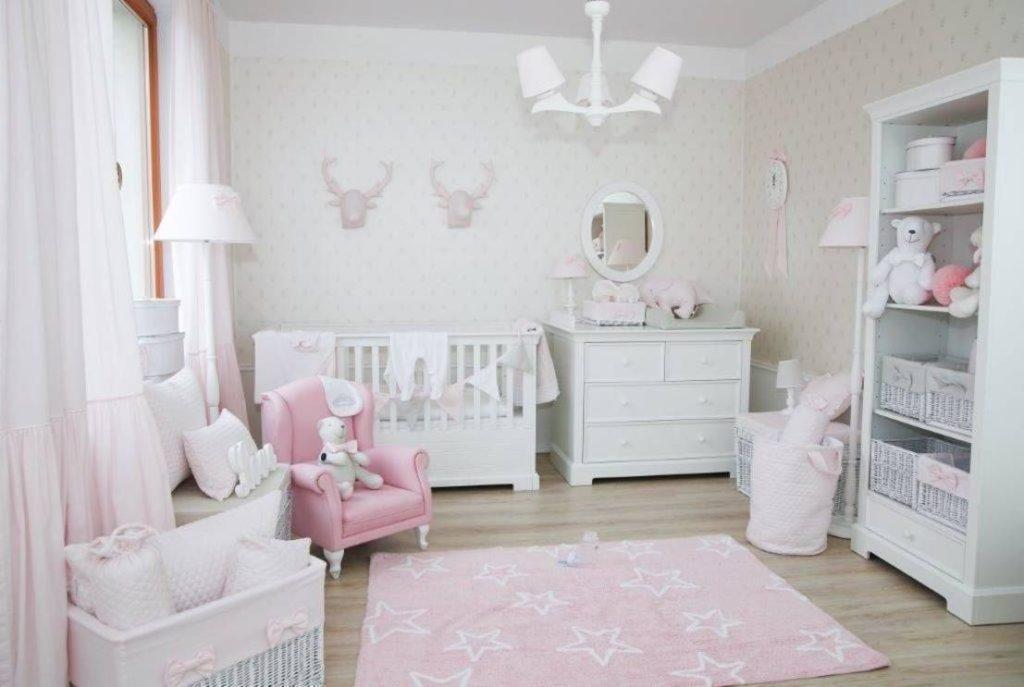 комната для новорожденного фото