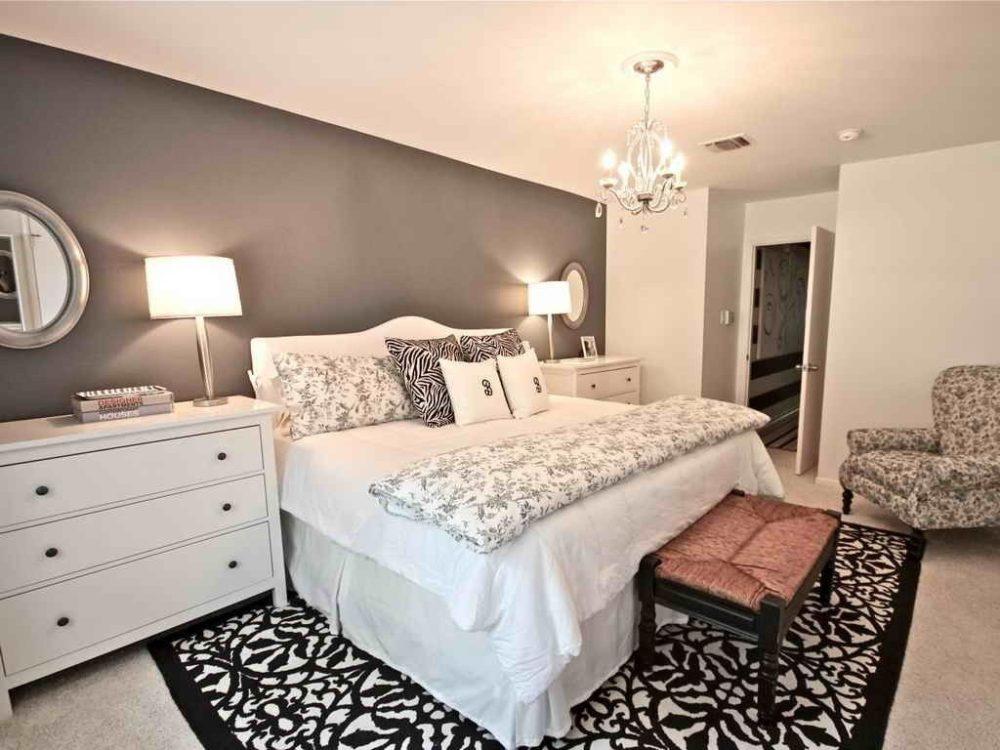 размеры комодов для спальни