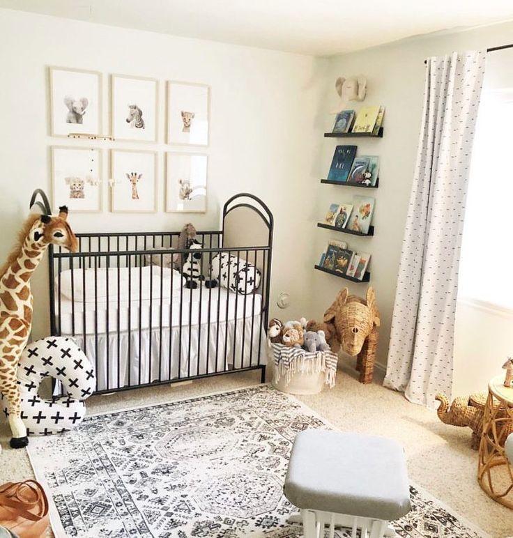 детская комната для новорожденных дизайн