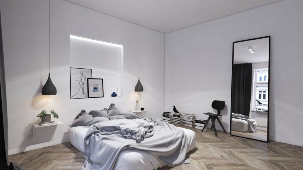 спальня дизайн фото в современном
