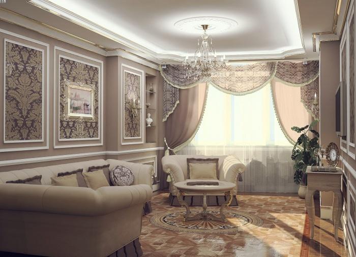 классический стиль мебели фото