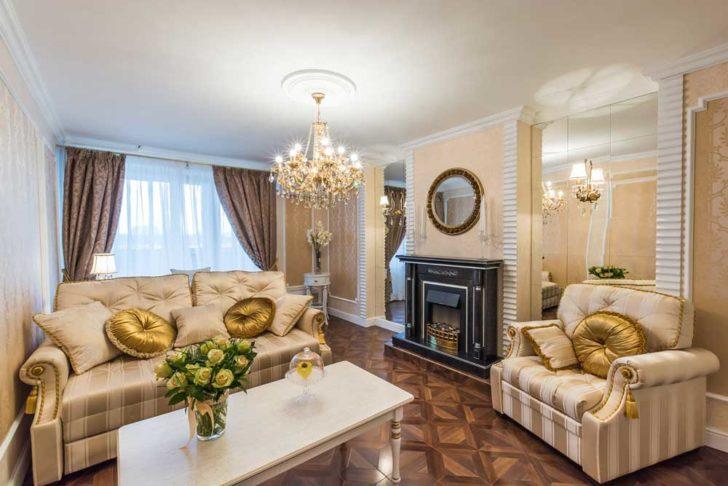 дизайн классической мебели