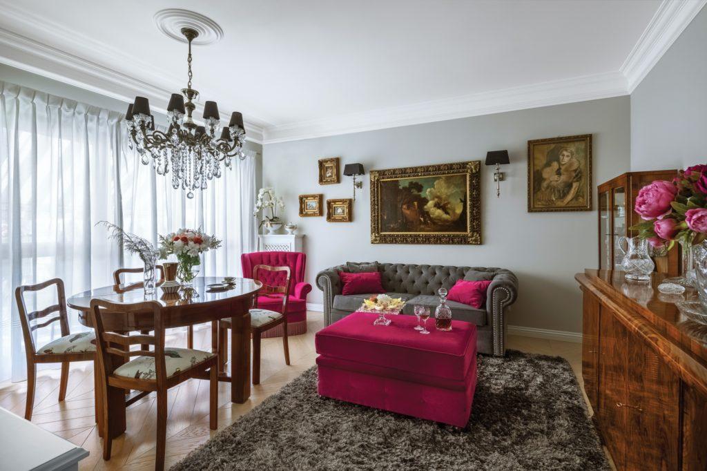 современная классическая мебель