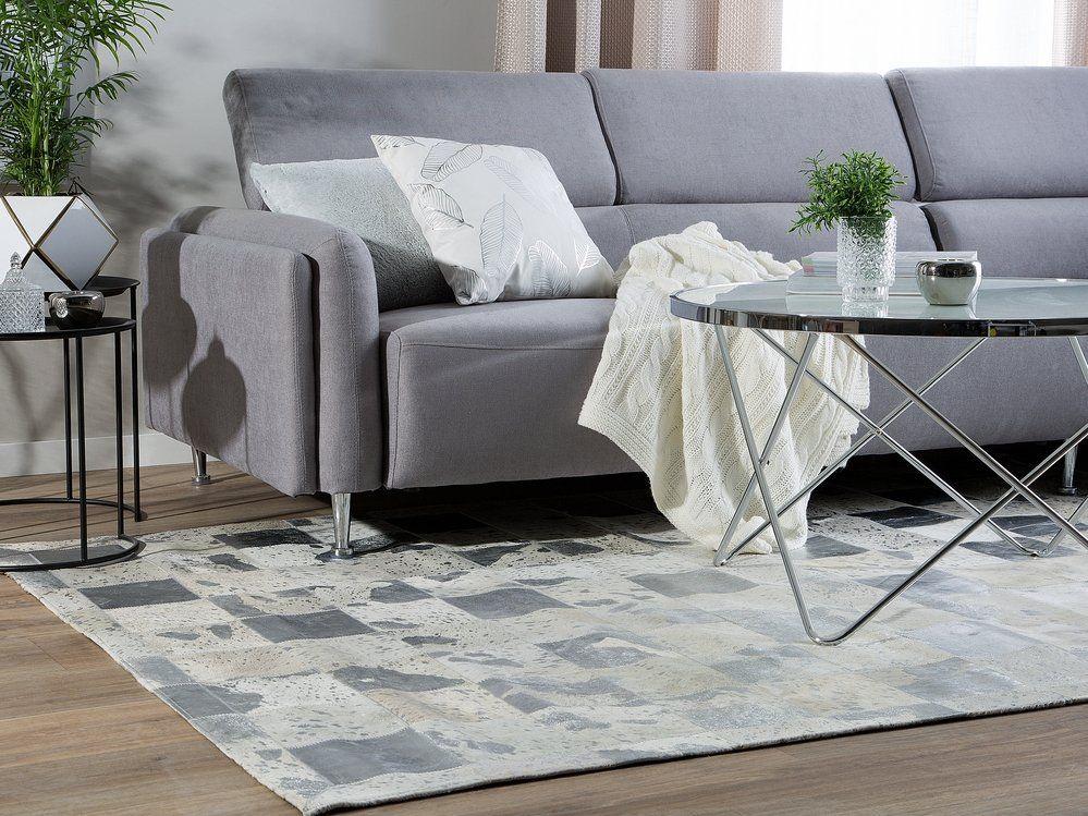 большие ковры в гостиную