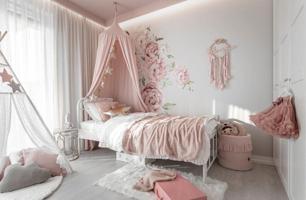 фото комнат для девочек