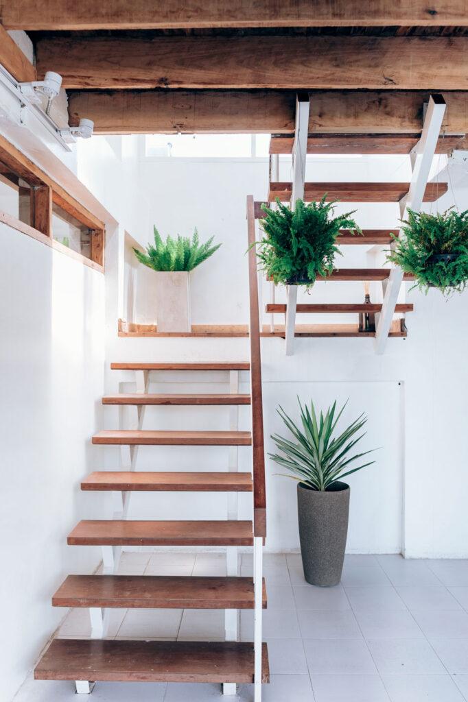 лестница в доме фото